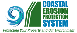 Coastal Erosion Protection System Logo